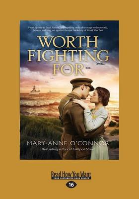 Worth Fighting For by Mary-Anne O'Connor