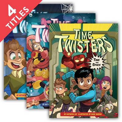 Time Twisters (Set) by Kathryn Lay