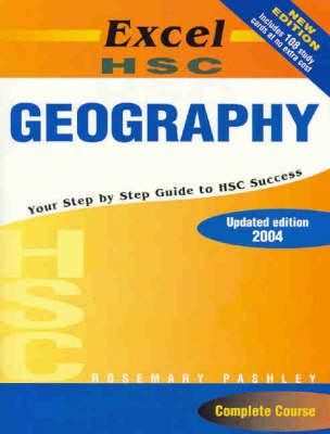 Excel HSC Geography: With HSC Cards and Updated Text book