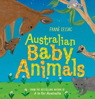 Australian Baby Animals book