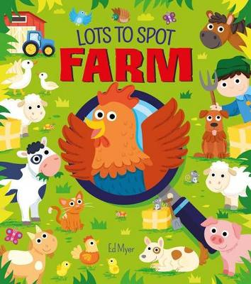 Lots to Spot: Farm by Arcturus Publishing