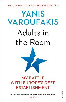 Adults In The Room book