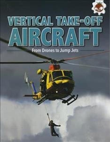 Vertical Take Off Aircraft by Tim Harris