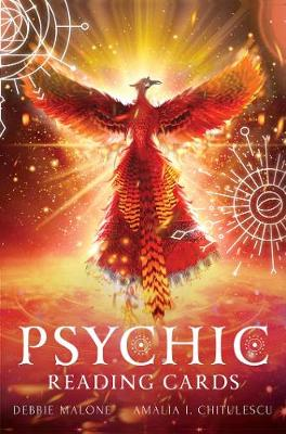 Psychic Reading Cards: Awaken your psychic abilities by Debbie Malone