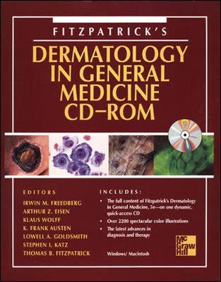 Dermatology in General Medicine: Windows/Macintosh by Thomas B. Fitzpatrick