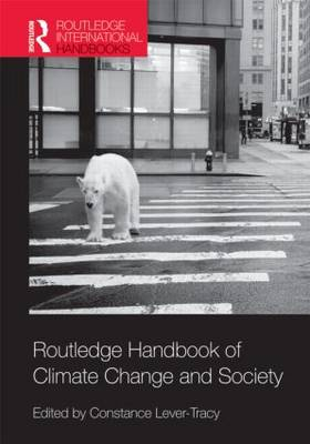Routledge Handbook of Climate Change and Society book