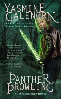 Panther Prowling by Yasmine Galenorn