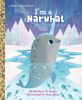 I'm a Narwhal book