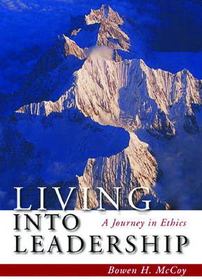 Living Into Leadership book