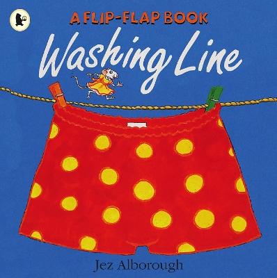 Washing Line by Jez Alborough