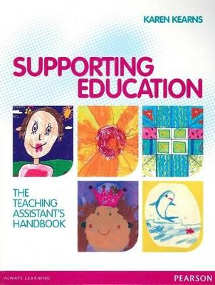Supporting Education by Karen Kearns