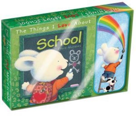 Things I Love About School Storybook and Pencil Case by Trace Moroney
