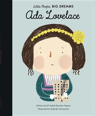 Ada Lovelace by Isabel Sanchez Vegara