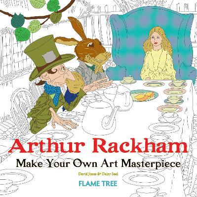 Arthur Rackham (Art Colouring Book) by David Jones