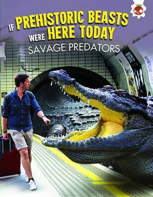 Savage Predators book