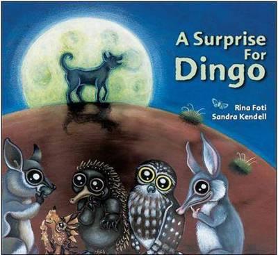 Surprise for Dingo by RINA FOTI