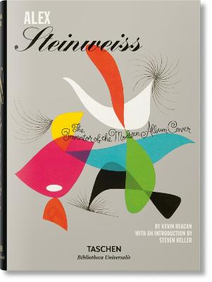 Steinweiss. The Inventor of the Modern Album Cover by Kevin Reagan