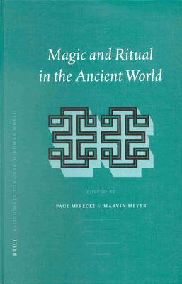 Magic and Ritual in the Ancient World by Paul Mirecki