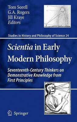 Scientia in Early Modern Philosophy by Tom Sorell