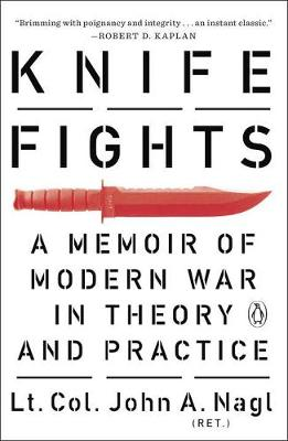 Knife Fights book