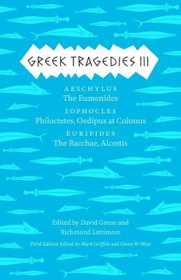 Greek Tragedies 3 3 by Mark Griffith