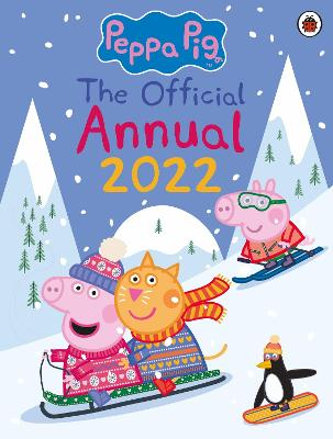 Peppa Pig: The Official Annual 2022 book
