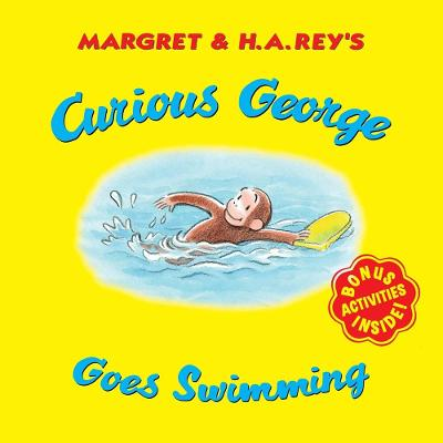 Curious George Goes Swimming by H A Rey