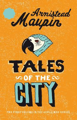 Tales Of The City book