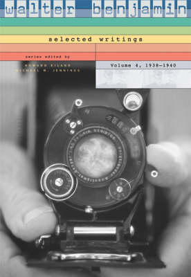 Walter Benjamin by Howard Eiland