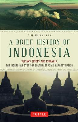 A Brief History of Indonesia by Tim Hannigan