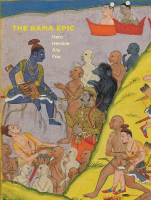 The Rama Epic by Forrest McGill
