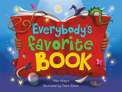 Everybody'S Favorite Book by Mike Allegra
