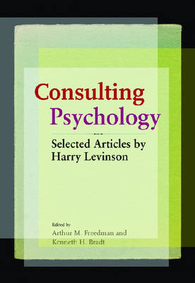 Consulting Psychology by