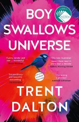 Boy Swallows Universe book