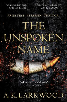 The Unspoken Name book