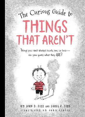 The Curious Guide to Things That Aren't by Abby Carter