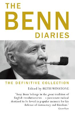 Benn Diaries book