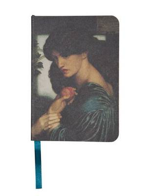 Rossetti A6 Notebook by Tate Publishing
