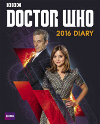 Doctor Who Diary 2016 by BBC