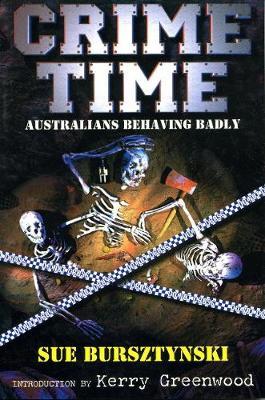 Crime Time by Sue Bursztynski