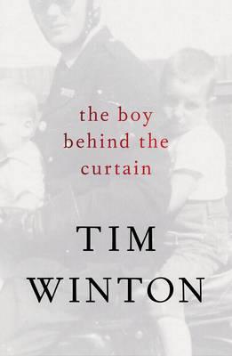 Boy Behind The Curtain book