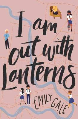 I Am Out With Lanterns book