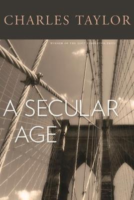 Secular Age book