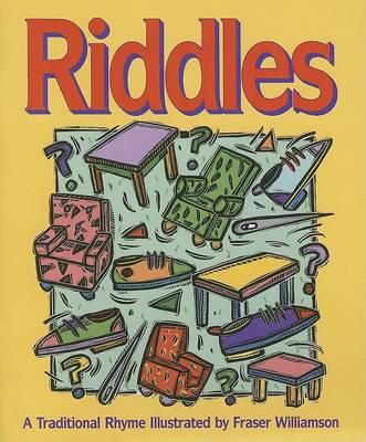 Riddles (Ltr Guider USA) by Fraser Williamson