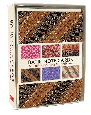 Batik Designs by Tuttle Editors