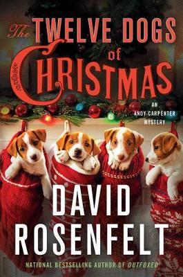 The Twelve Dogs of Christmas by David Rosenfelt