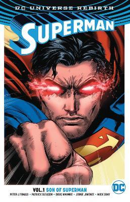 SupermanTP  Vol 1: Son of Superman (Rebirth) by Jimmy Palmiotti
