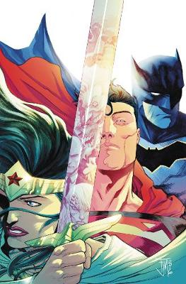 Trinity HC Vol 1 Better Together (Rebirth) by Francis Manapul