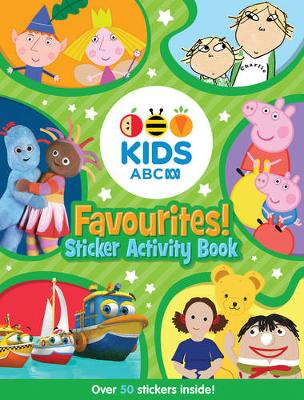 ABC KIDS Favourites! Sticker Activity Book book