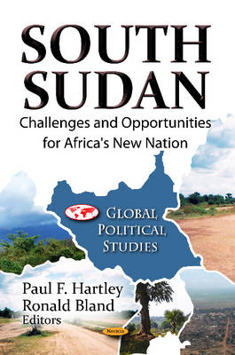 South Sudan by Paul F. Hartley